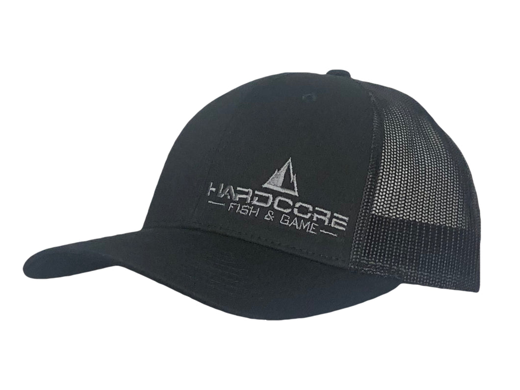 Snapback Low-Pro Trucker Hat Embroidered