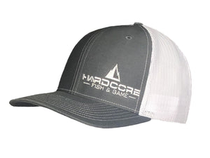 Snapback Trucker Hats w/ Embroidered Logo -Color Options Available