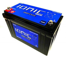 Load image into Gallery viewer, 12 Volt 125Ah Lithium Deep Cycle Battery