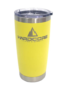 Hardcore 20oz Tumblers-Color Options Available - Hardcore Fish & Game