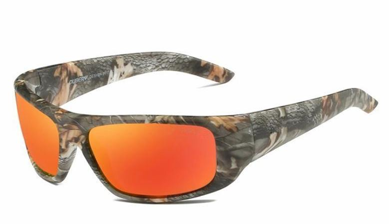 Camouflage Sunglasses - Color Options Available - Hardcore Fish & Game