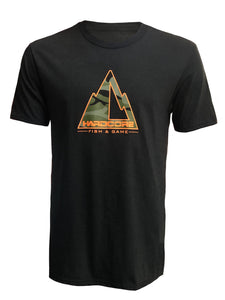 Hardcore Mountain Original Soft T-Shirt