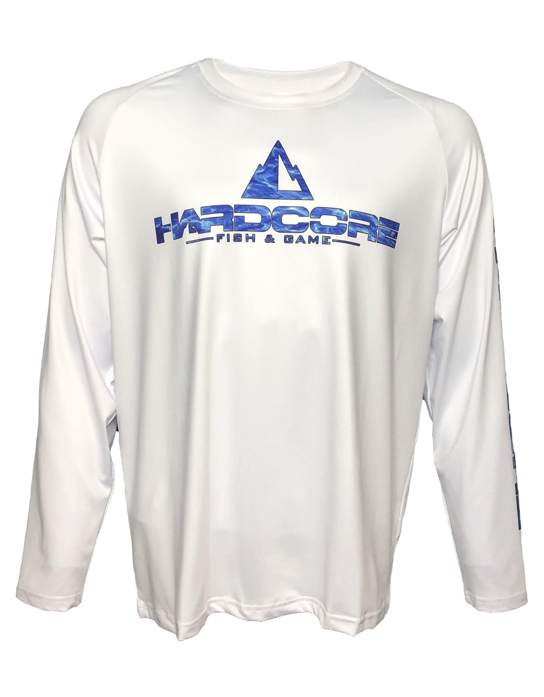 Hardcore Action Blue Marlin Fishing Shirt - Hardcore Fish & Game
