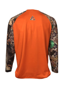Vestless Camo Hunting/Fishing Shirt - Hardcore Fish & Game