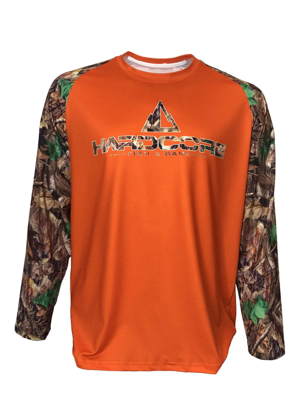 Vestless Camo Long Sleeve Shirt