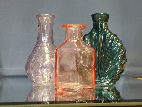Harper Glass Bottle collection