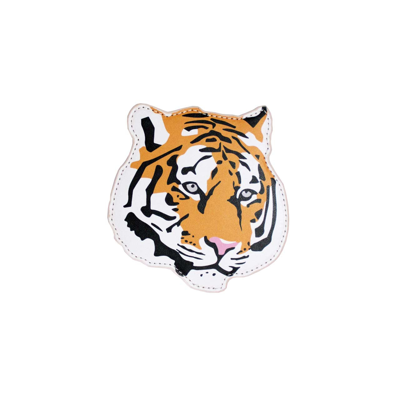 Emily Brooks Coaster Pu Tiger