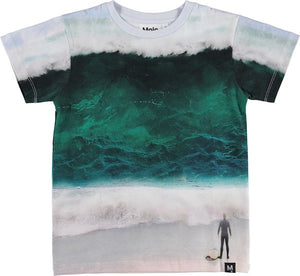 Raul The Big Wave T-shirt