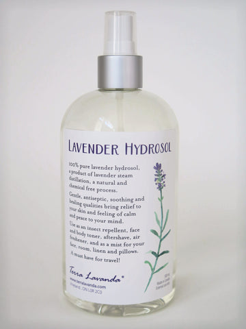 Lavender Hydrosol Spray 500ml