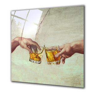 Creation of Cheers