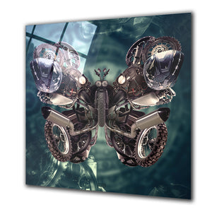 Butterfly Motorcycle
