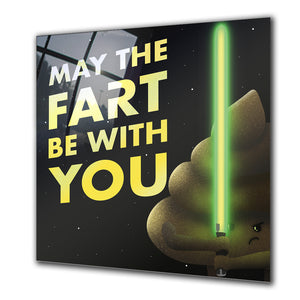 May The Fart Be With You