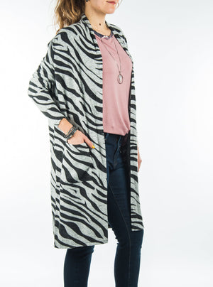 Cardigan long Only
