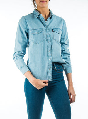 Blouse Levi's in denim