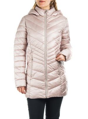 Quilted coat Point Zero