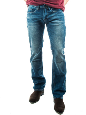 Jeans Buffalo Thin Straight Sanded