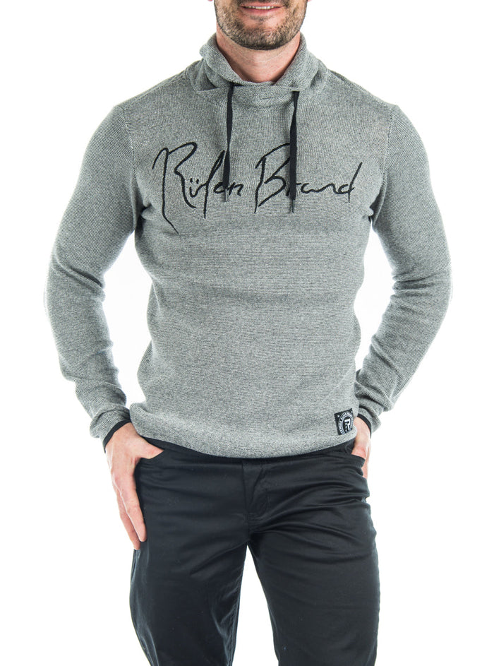 Sweater Rufen high neck