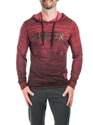 Sweater Rufen hooded