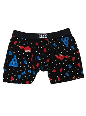 Boxer SAXX beer pong pattern | VIBE model