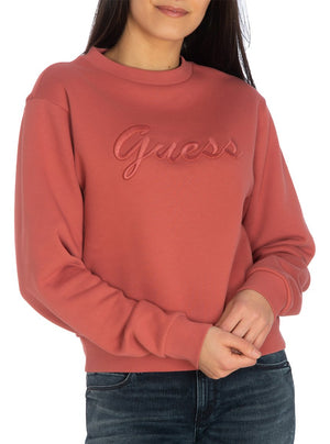 Sweater Guess in organic cotton   Available in 2 colors