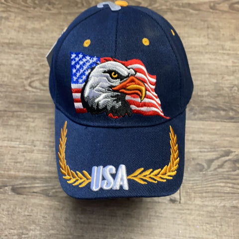 Hats | USA Eagle | Trendy T Shirts Trendy T Shirts Blue
