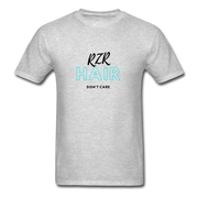 RZR | Unisex T Shirt | Riding | Dirt Track | 4 X 4 | Mud | Dirty | Best Seller | Funny Shirt - heather gray