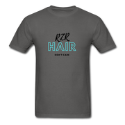 RZR | Unisex T Shirt | Riding | Dirt Track | 4 X 4 | Mud | Dirty | Best Seller | Funny Shirt - charcoal