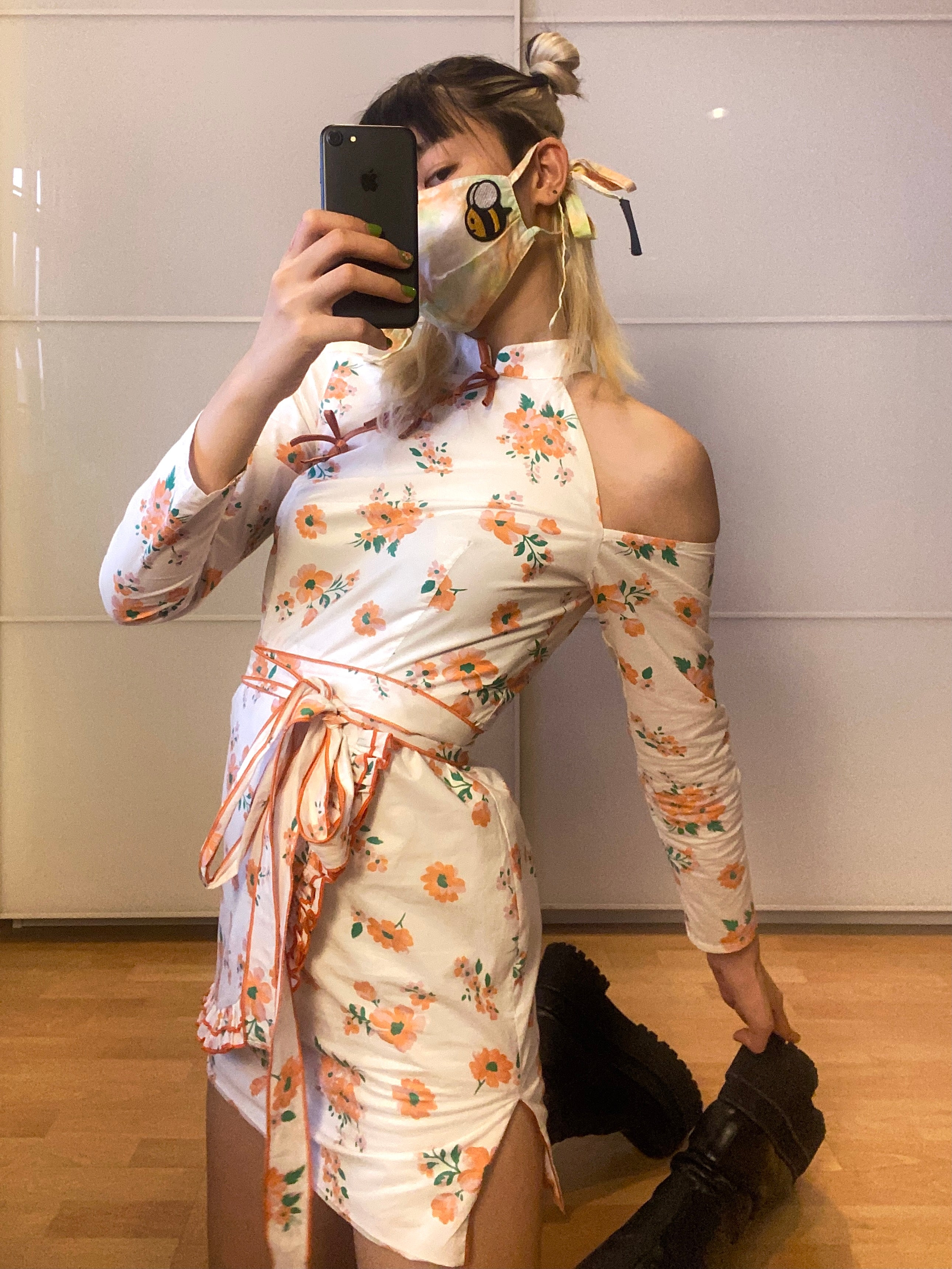 Jie Jie Cheongsam Dress
