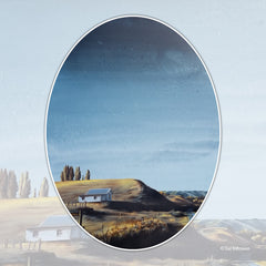 Central Otago Oil Painting