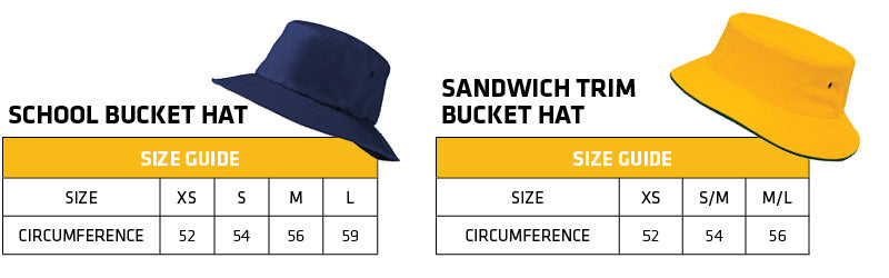 Summit Hats Size Guide