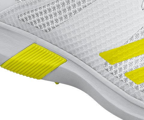 Proprietary adiPRENE®+ midsole for excellent comfort and shock absorption