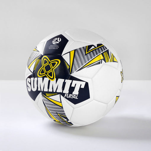 SUMMIT Sport Futsal ball is to be used for indoor futsal games