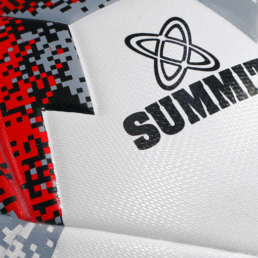 SUMMIT Sport's Resist training ball included embossed details.