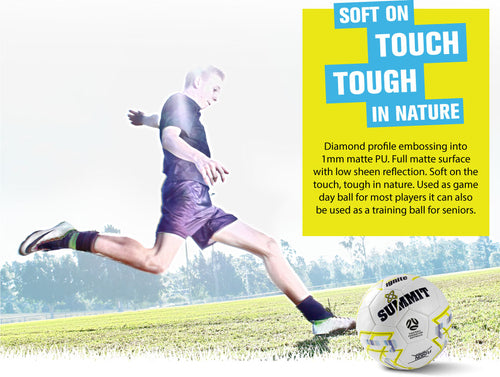 High quality football for training and matches