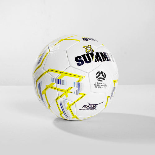 SUMMIT Sport FA EVO Ignite ball does it all for match and training