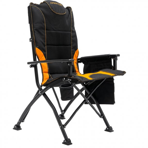 DARCHE VIPOR XVI CHAIR BLACK/ORANGE