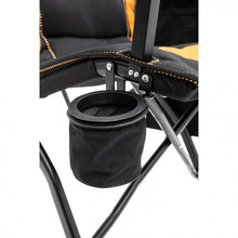 Load image into Gallery viewer, DARCHE VIPOR XVI CHAIR BLACK/ORANGE