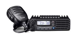 ICOM IC-410PRO – 80+ CHANNEL UHF CB TRANCIEVER