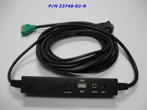 Verifone Mx 830 Green Cable