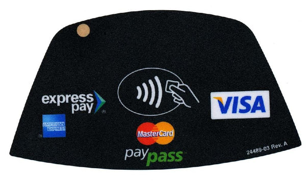 Overlay, All Networks, MX8XX Contactless, MC/VISA/AMEX