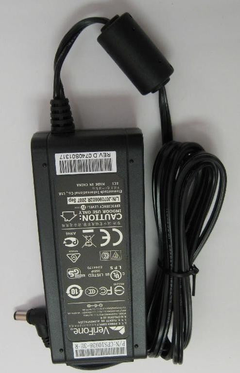 Verifone Power Supply Omni 373 0/ Vx 510 / Vx610, 2prt