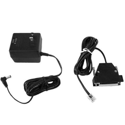 PC to PIN Pad 1000/2000 (25 Pin) (Cable and Power Pack) (CBL-10776-01)
