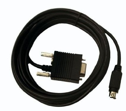Cable, eN-Check 2500/2600 to PC (no wedge, requires power supply PE00924)  (CBL-AC00524)