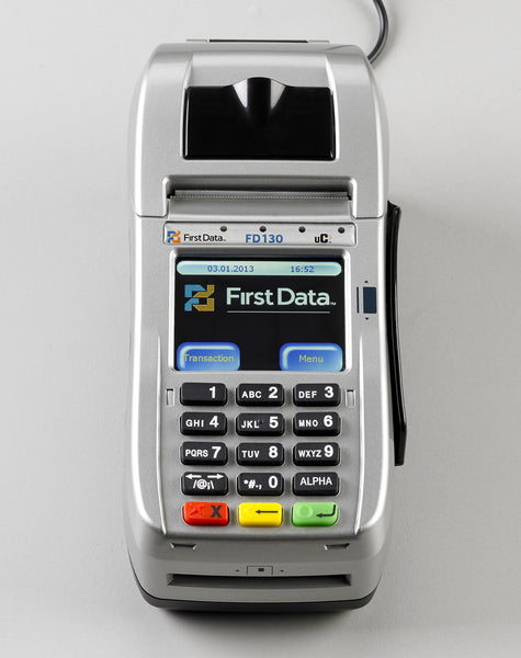 First Data: FD130 EMV Terminal with NFC/ WiFi (FD 130