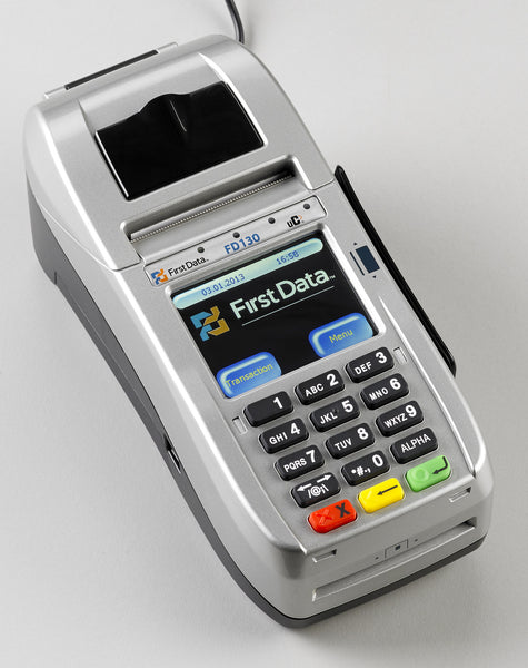 First Data Fd130 Emv Terminal With Nfc Wifi Fd 130