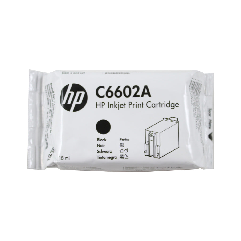Inkjet Cartridge for the Digital Check, Panini and Canon Scanners (C6602A-IJ)