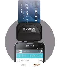 Ingenico RP350x Chip & Sign Mobile Card Reader - Audio Jack RP350X-02P8100B