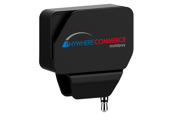 Anywhere Commerce Rambler 3.0 Mobile Card Reader w/ Apriva MSR Injection (RAA2901B)