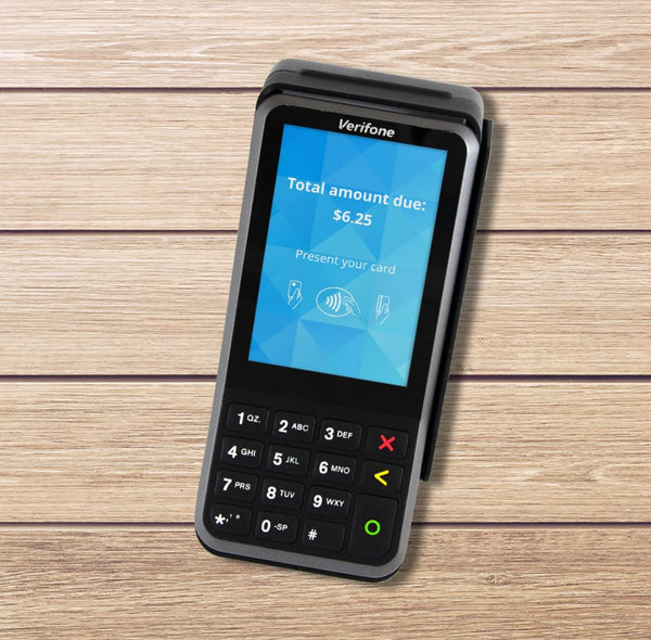 Verifone V400M (4G, WiFi, EMV, NFC) (M475-013-34-NAA-5) ***CONTACT US FOR PRICING***
