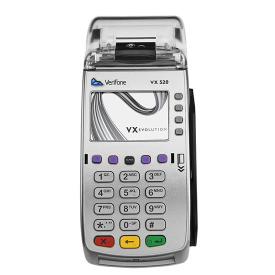 Verifone VX 520 Ethernet 160Mb
